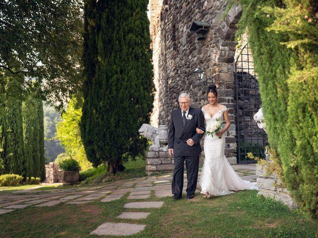 Il matrimonio di Maurizio e Beatriz a Calolziocorte, Lecco 22