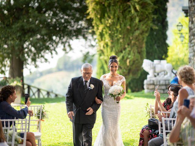 Il matrimonio di Maurizio e Beatriz a Calolziocorte, Lecco 23
