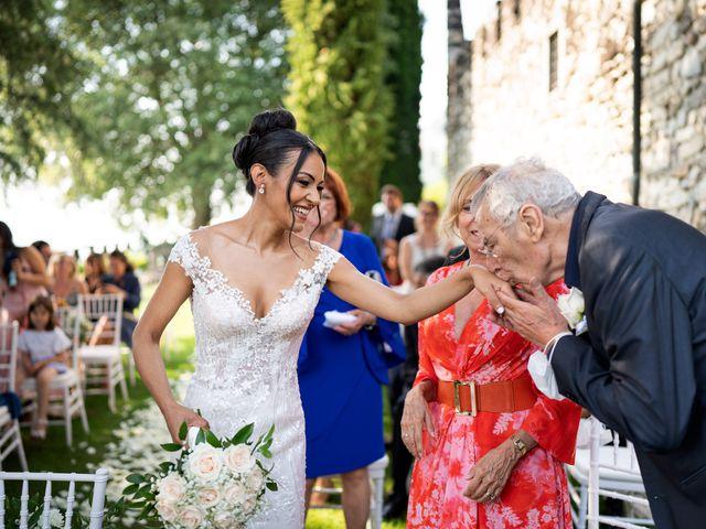 Il matrimonio di Maurizio e Beatriz a Calolziocorte, Lecco 24