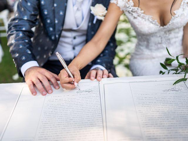 Il matrimonio di Maurizio e Beatriz a Calolziocorte, Lecco 27