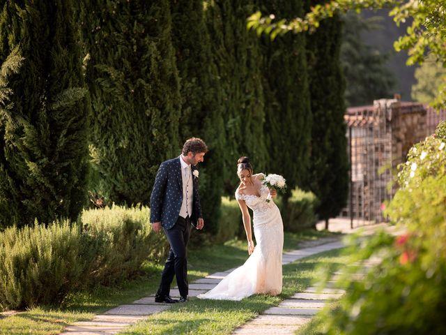 Il matrimonio di Maurizio e Beatriz a Calolziocorte, Lecco 36