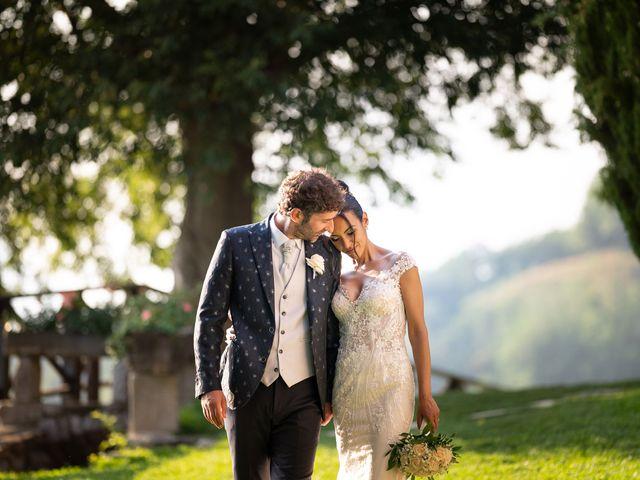 Il matrimonio di Maurizio e Beatriz a Calolziocorte, Lecco 37