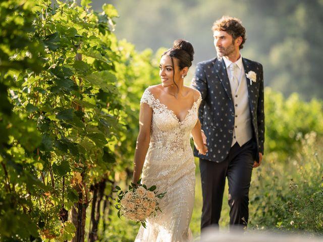 Il matrimonio di Maurizio e Beatriz a Calolziocorte, Lecco 49