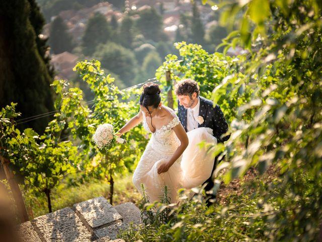 Il matrimonio di Maurizio e Beatriz a Calolziocorte, Lecco 50