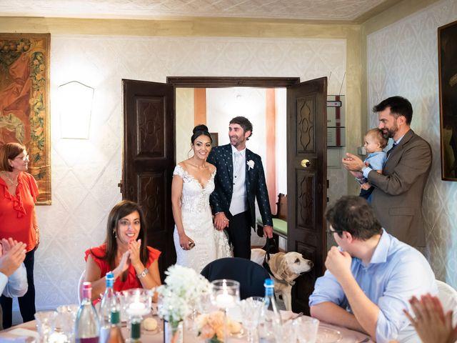 Il matrimonio di Maurizio e Beatriz a Calolziocorte, Lecco 51