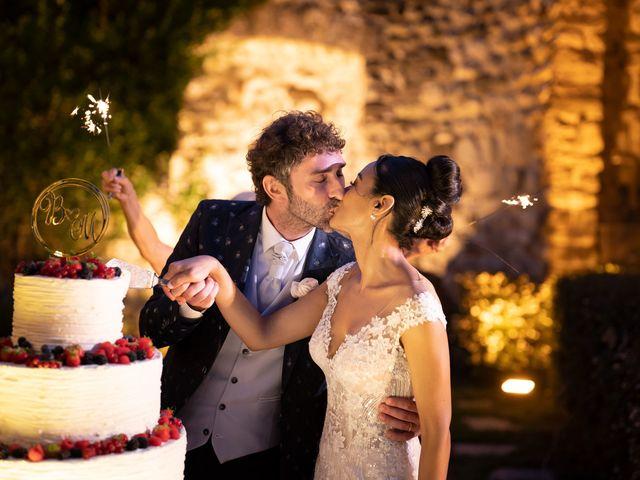 Il matrimonio di Maurizio e Beatriz a Calolziocorte, Lecco 56