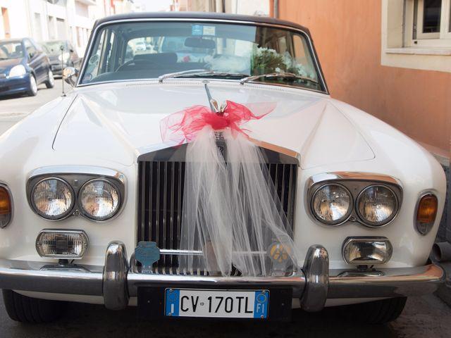 Il matrimonio di Lorenzo e Ramona a Quartucciu, Cagliari 9