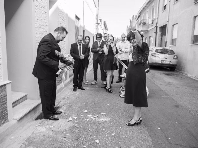 Il matrimonio di Lorenzo e Ramona a Quartucciu, Cagliari 13