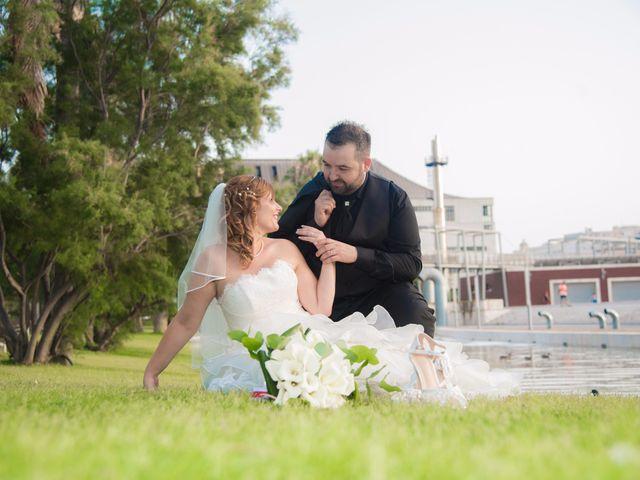 le nozze di Ramona e Lorenzo