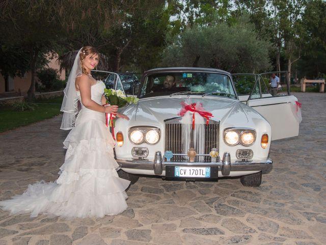 Il matrimonio di Lorenzo e Ramona a Quartucciu, Cagliari 1