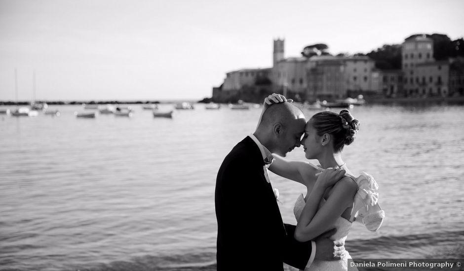 Il matrimonio di Danilo e Giovanna a Sestri Levante, Genova