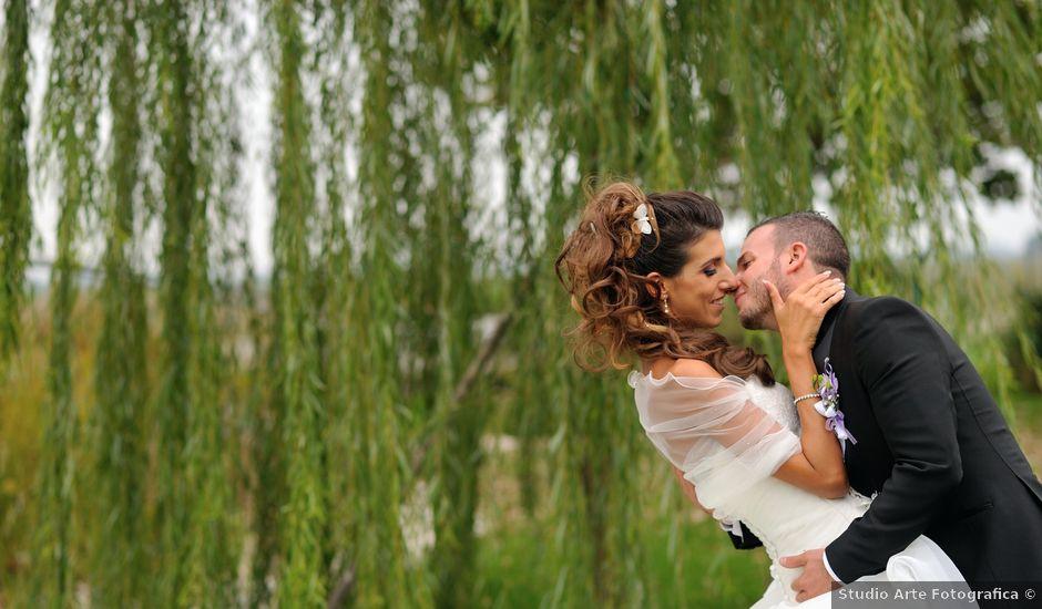 Il matrimonio di Maicol e Arianna a Lagosanto, Ferrara