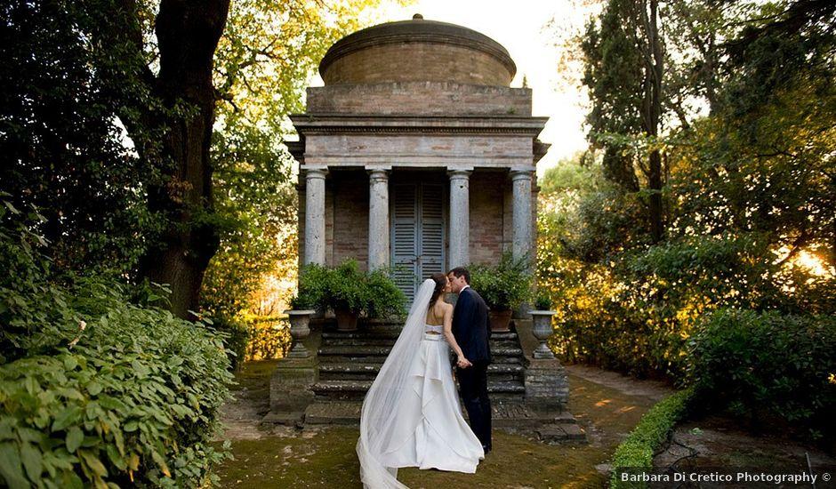 Il matrimonio di Edoardo e Maria Giulia a Fermo, Fermo