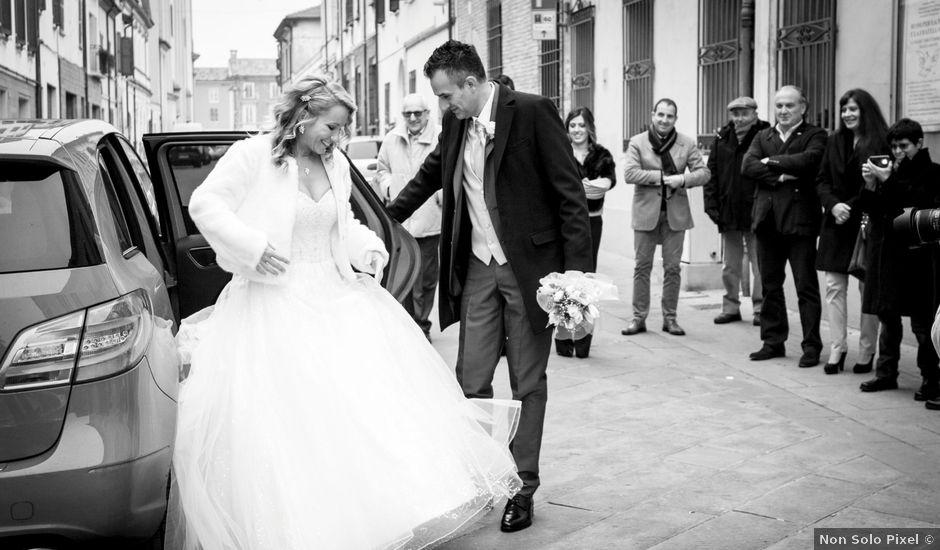Il matrimonio di Luca e Mar'Yana a Russi, Ravenna