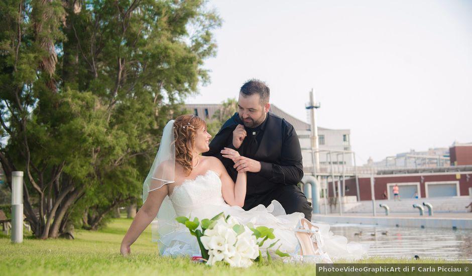 Il matrimonio di Lorenzo e Ramona a Quartucciu, Cagliari