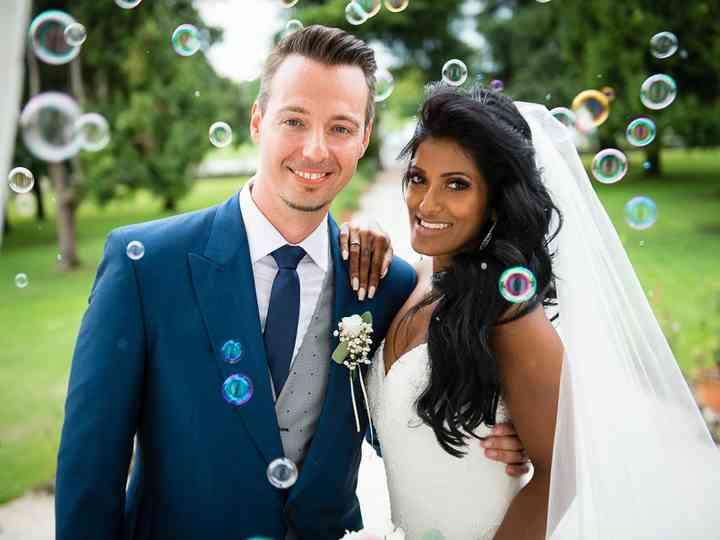 Le nozze di Jaya e Jan