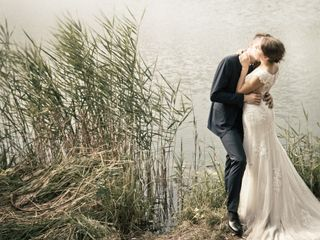 Le nozze di Erika e Matteo