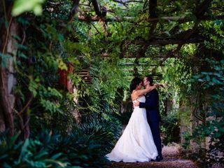 Le nozze di Tiziana e Francesco
