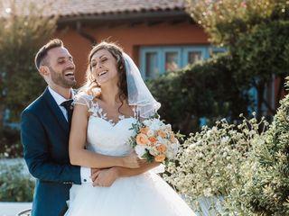 Le nozze di Daniela e Sergio