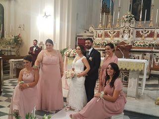 Le nozze di Concetta e Fiorentino