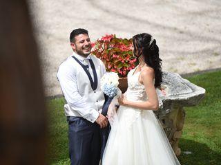 Le nozze di Tatiana e Dario