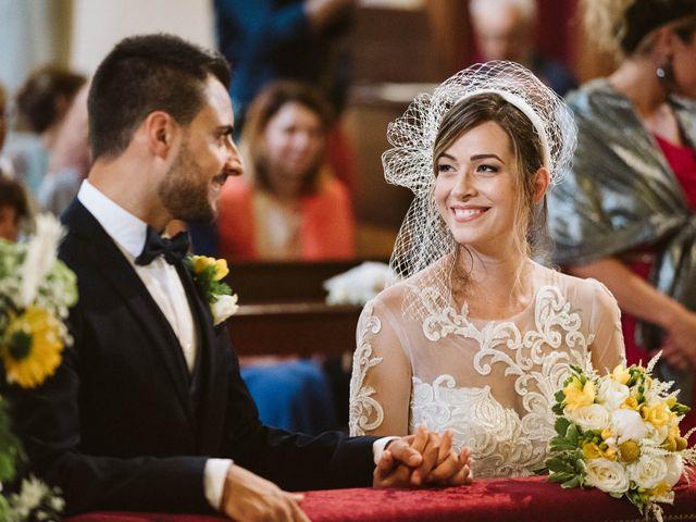 Il matrimonio di Alessandro e Noemi a Forlì, Forlì-Cesena 13