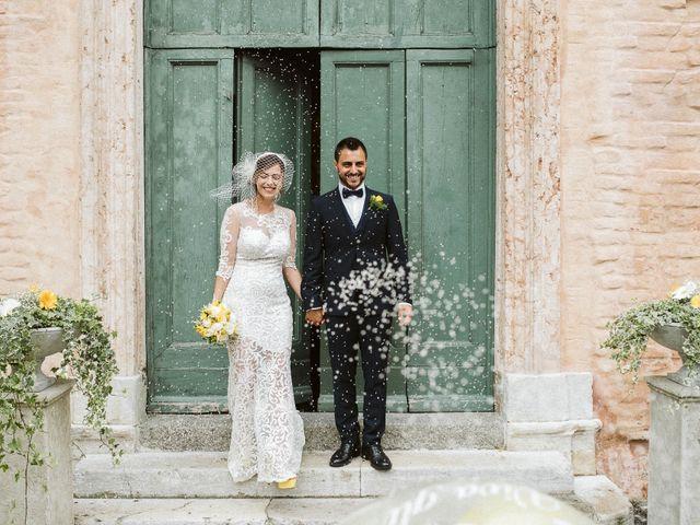 Il matrimonio di Alessandro e Noemi a Forlì, Forlì-Cesena 14