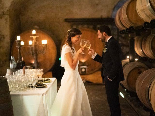 Le nozze di Caterina e Matteo