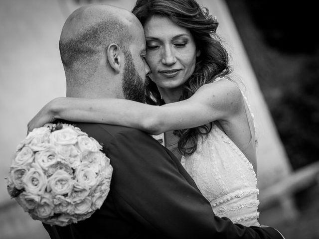 Le nozze di Vincenza e Andrea