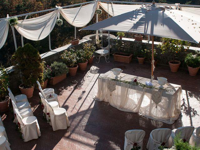 Il matrimonio di Andrea e Valeria a Gropparello, Piacenza 2