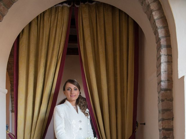 Il matrimonio di Andrea e Valeria a Gropparello, Piacenza 12