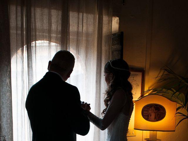 Il matrimonio di Andrea e Valeria a Gropparello, Piacenza 14