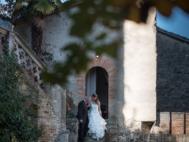 Il matrimonio di Andrea e Valeria a Gropparello, Piacenza 15