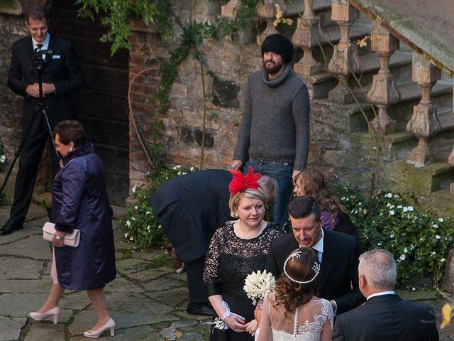 Il matrimonio di Andrea e Valeria a Gropparello, Piacenza 16