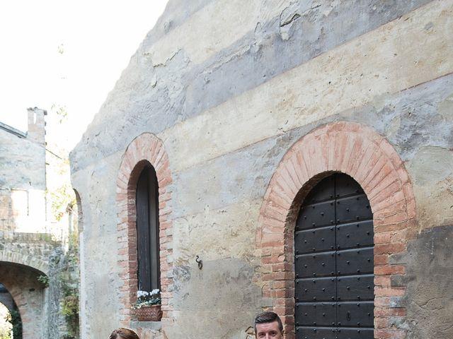Il matrimonio di Andrea e Valeria a Gropparello, Piacenza 17