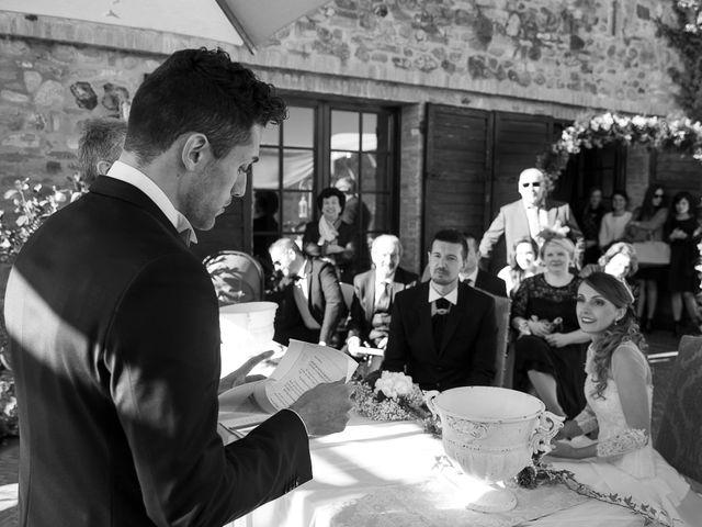 Il matrimonio di Andrea e Valeria a Gropparello, Piacenza 18