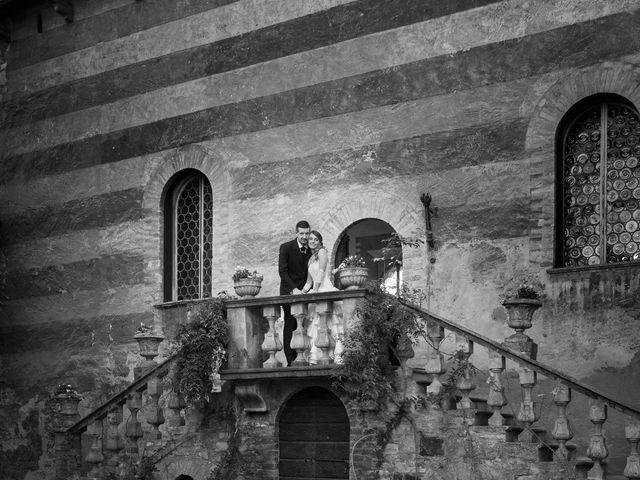 Il matrimonio di Andrea e Valeria a Gropparello, Piacenza 20