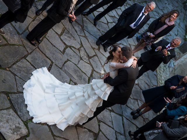 Il matrimonio di Andrea e Valeria a Gropparello, Piacenza 21