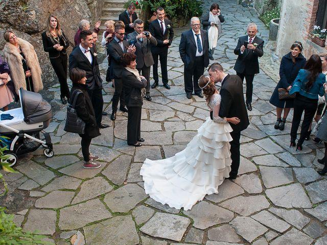 Il matrimonio di Andrea e Valeria a Gropparello, Piacenza 22