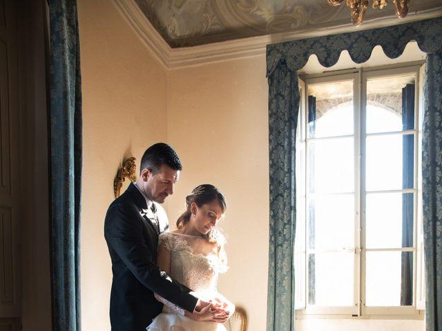 Il matrimonio di Andrea e Valeria a Gropparello, Piacenza 24