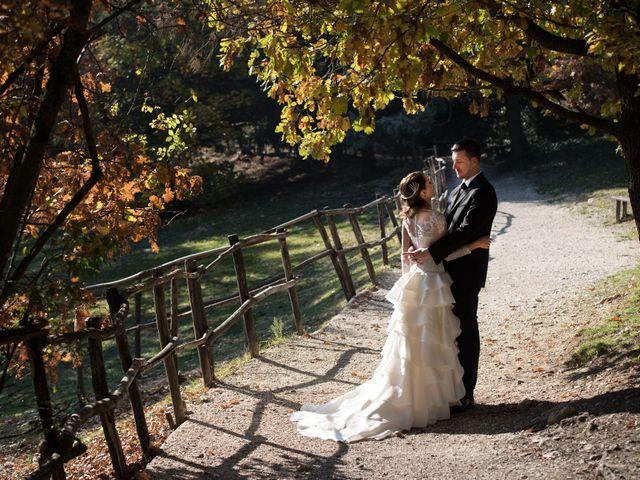 Il matrimonio di Andrea e Valeria a Gropparello, Piacenza 26