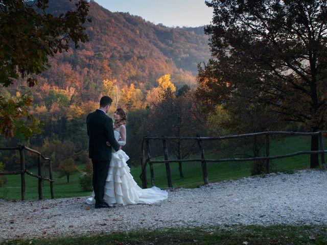 Il matrimonio di Andrea e Valeria a Gropparello, Piacenza 29