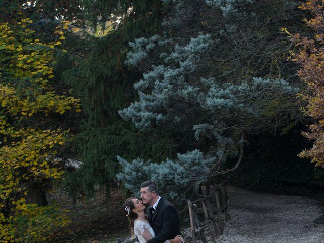 Il matrimonio di Andrea e Valeria a Gropparello, Piacenza 31