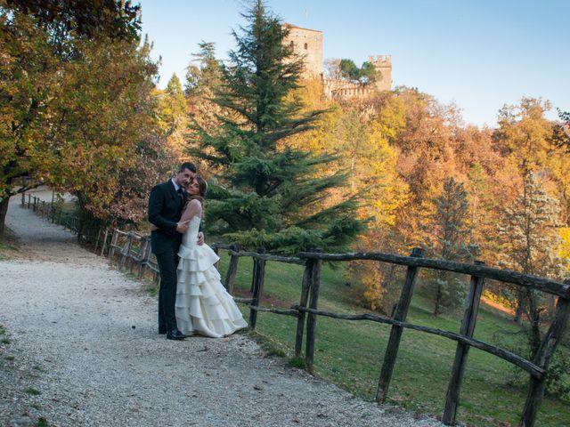 Il matrimonio di Andrea e Valeria a Gropparello, Piacenza 32