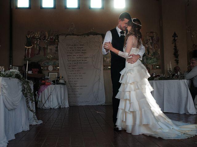 Il matrimonio di Andrea e Valeria a Gropparello, Piacenza 36