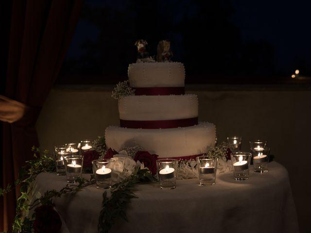 Il matrimonio di Andrea e Valeria a Gropparello, Piacenza 37