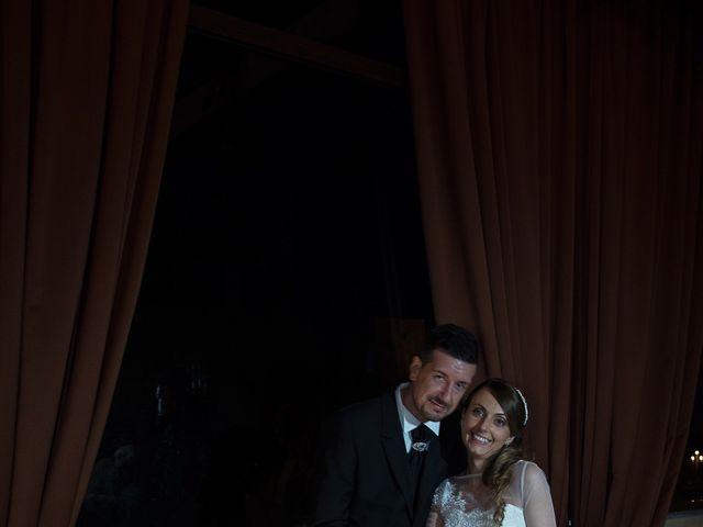 Il matrimonio di Andrea e Valeria a Gropparello, Piacenza 38
