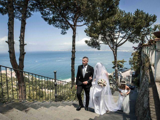 Il matrimonio di Giovanni e Caterina a Castellammare di Stabia, Napoli 21