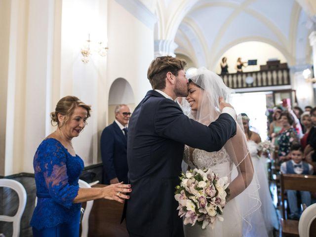 Il matrimonio di Giovanni e Caterina a Castellammare di Stabia, Napoli 23