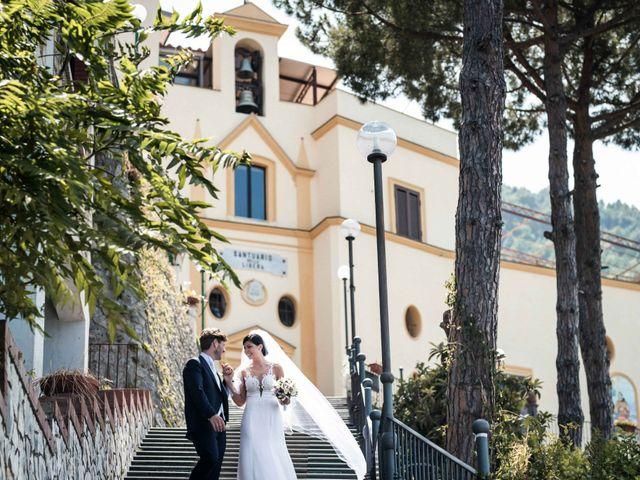 Il matrimonio di Giovanni e Caterina a Castellammare di Stabia, Napoli 35